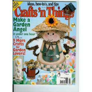 Crafts N Things, by Editors of CRAFTS N THINGS Magazine