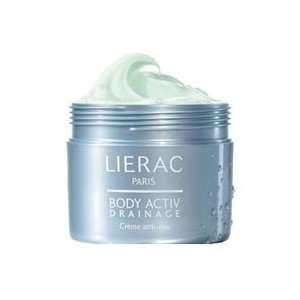 Lierac Paris Body Activ Drainage Anti Water Cream Beauty