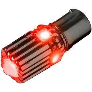 Putco 236156R Silver Bullet Red 1156 LED Bulb   Pair Automotive