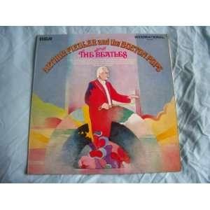 INTS 1165 FIEDLER/BOSTON POPS Play the Beatles LP 1971
