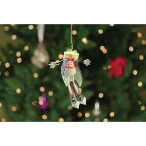 Krinkles 12 Days of Christmas Lord a Leaping Mini Ornament