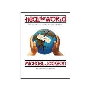 Michael Jackson   Heal the World   P/V/G Sheet Music