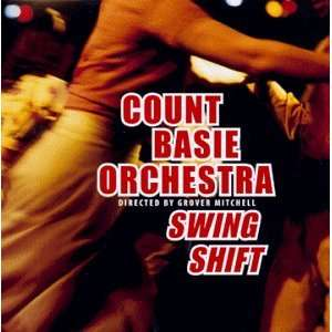 Swing Shift Count Basie Orchestra & Grover Mitchell