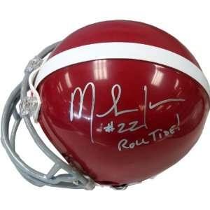Mark Ingram Roll Tide Autographed Alabama Crimson Tide