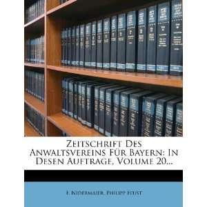 Zeitschrift Des Anwaltsvereins Für Bayern In Desen
