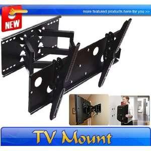Frugah Dual Arm Flat Screen Tv LED Wall Mount Bracket 32
