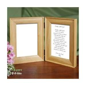 Picture Frame with Daddys Little Girl Poem: Everything