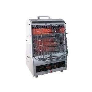 TPI Fans 198TMC Radiant & fan forced heater