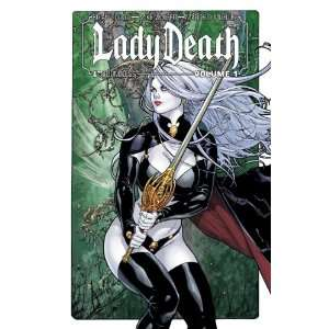 Lady Death Volume 1 (9781592911424): Mike Wolfer, Brian