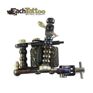 Quality  Top Novelty Prefab Handmade Tattoo Gun/machine