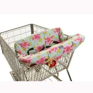 Central Park West Grocery Cart/high Chair Cover Baby
