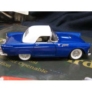 1955 Ford Thunderbird Hard Top Die cast 1:32 Scale