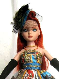 WILDE FASHION outfit doll ARABIAN DAZE by SP LE Vintage Fabric