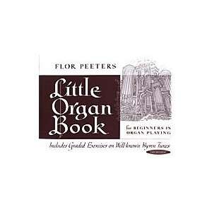 Little Organ Book Musical Instruments