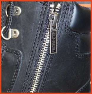 boots mens 9 5 13 authentic new harley davidson vantage lace up riding