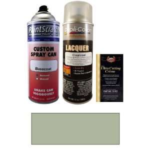 12.5 Oz. Yellowish Silver Metallic Spray Can Paint Kit for 1993 Nissan