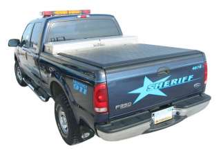 76IN Dodge Access Tool Box Tonneau Truck Roll Bed Cover