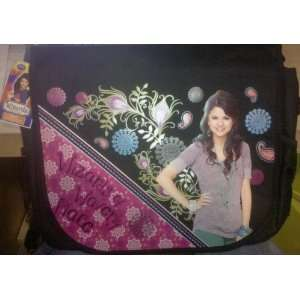 of Waverly Place   Selena Gomez Backpack Tote Bag Sports & Outdoors