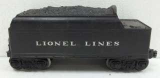 Lionel 6001T Lionel Lines Scout Coal Tender
