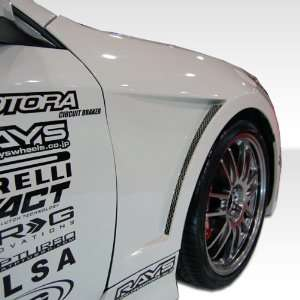 2010 2011 Hyundai Genesis 2DR Hot Wheels Fenders