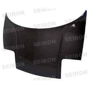 SEIBON CARBON FIBER HOOD OEM HD9201ACNSX OE: Automotive