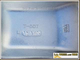 NEW 20 GMC SIERRA YUKON XL DENALI CHROME WHEELS RIMS