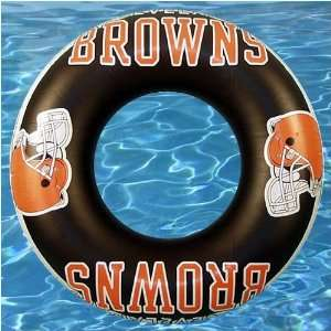 Cleveland Browns Inner Tube Pool Float