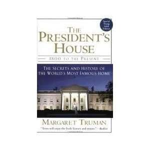 Presidents House Publisher Ballantine Books Margaret Truman Books