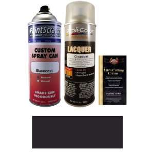 12.5 Oz. Charcoal Pearl Metallic Spray Can Paint Kit for 1992 Nissan
