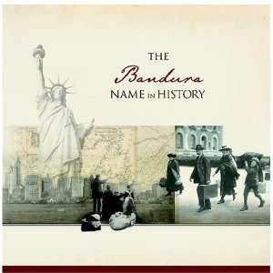 The Bandura Name in History: Ancestry Books