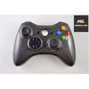 Carbon Fiber Xbox 360 Controller Electronics