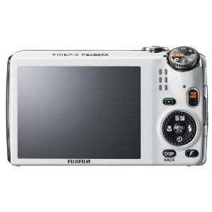 FinePix F505 16 MP and 15x Optical Zoom Digital Camera(White)