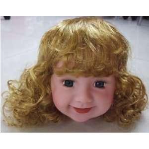 New Baby Kid Child Children Girl Mannequin Head for Fashion Wig/hat