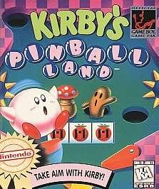 Kirbys Pinball Land Nintendo Game Boy, 1993 045496730314