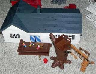 Ertl Farm~House~Barn~Silo~Shed~Grain Bins~Fence~Cows~Horses~Pigs Lot