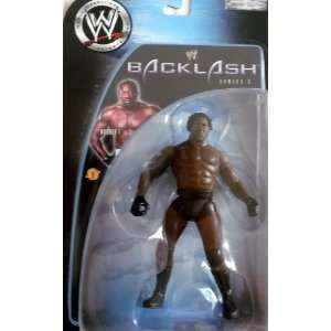 BOOKER T   WWE Wrestling Exclusive Backlash Series 2 Toy