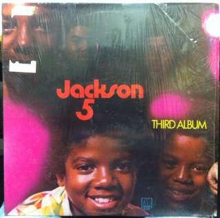 JACKSON 5 FIVE third album LP Mint  MS 718 Vinyl 1970 Record