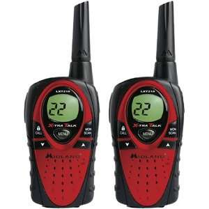 Midland LXT 210 8 Miles 22 Channel FRS/GMRS Radios (Pair) (Refurbished