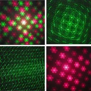 More patterns DJ party 12 LED Laser Stage Lightings