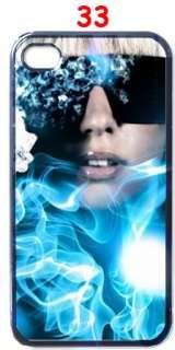 Lady Gaga Fans Custom Design iPhone 4 Case
