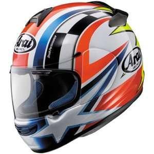 Arai Vector 2 Motorcycle Helmet   Schwantz XX Large