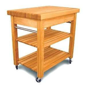 Mini French Country Workcenter Kitchen Island Furniture & Decor