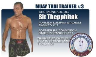 Were Putting Some Of The Best Trainers In Thailand Right Smack Dab