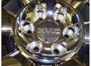 20 GMC Sierra YUKON Wheels RIMS OEM TIRES 2011 2012 CHROME Denali SLT