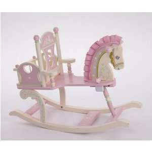 Rock A My Baby Rocking Horse   Levels Of Discovery: Home