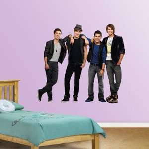 Big Time Rush Fathead Wall Graphic Sports & Outdoors