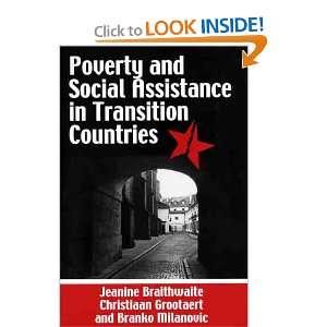 ) Jeanine Braithwaite, Christiaan Grootaert, Branko Milanovic Books
