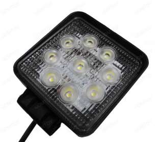 24V High Power LED Work Light, Universal Fit For Car, SUV, Truck, Off