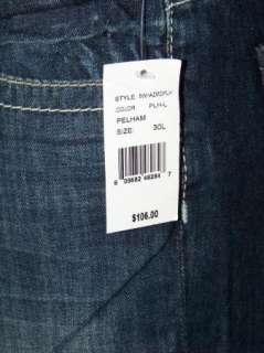 NWT Womens BIG STAR Jeans MID RISE Boot Cut HAZEL LONG