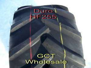 23X8.50 12 DURO 4P Super Lug Tires 37 25512 238B